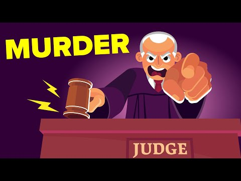 Degrees of Murder - What Do They Mean?