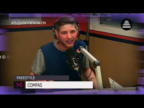 COMPAS - FREESTYLE - El Quinto Escalon Radio (9/8/17)