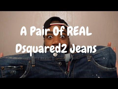 auf großhandel Für Original auswählen wie man kauft Dsquared2 Cool Guy Denim Jeans |Real Not Fake| - YouTube