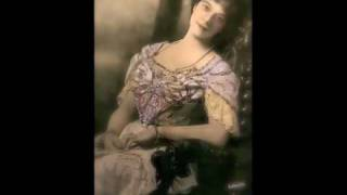 British Contralto Clara Butt Love S Old Sweet Song 1923