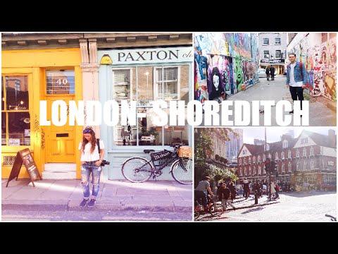 Saturday in Shoreditch | London Vlog
