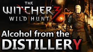"""The Witcher 3 ~ Distillery quest - How to make the alcohol! (""""Practicum in Advance Alchemy"""")"""