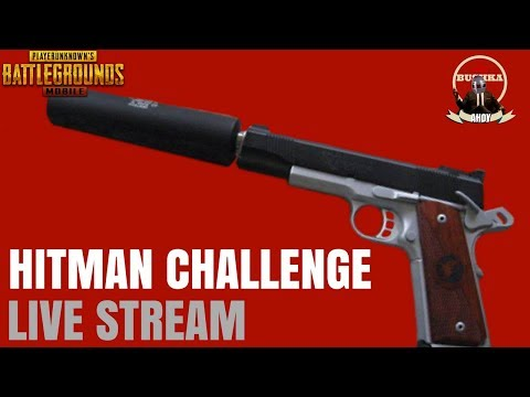HITMAN CHALLENGE LIVE STREAM & MORE