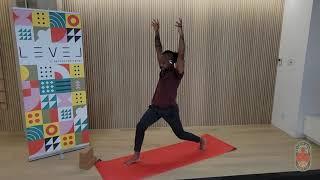 emPOWERed Yoga Warrior March 17 2021