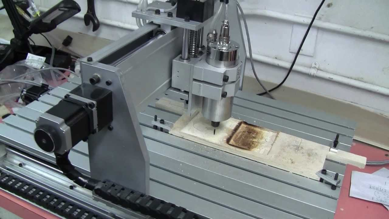 3 Axis Cnc 6040 Router Engraver Drilling And Milling