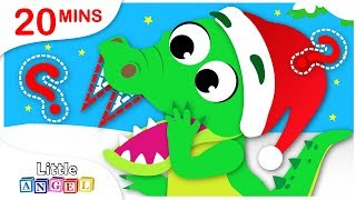All I Want for Christmas is My 2 Front Teeth, Yum Yum Vegetables, Healthy Habits by Little Angel