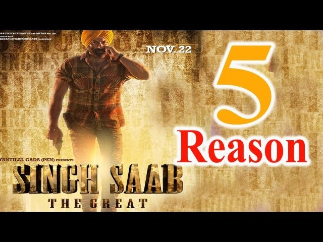 5 Reasons To Watch 'Singh Sahab The Great' Travel Video