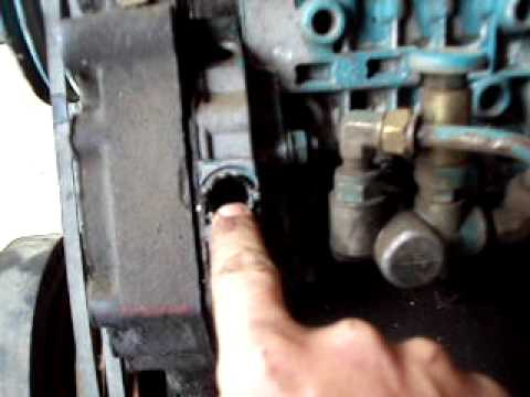 How To Adjust The Fuel On A 4jb1 T Or 2 8td Holden Rodeo