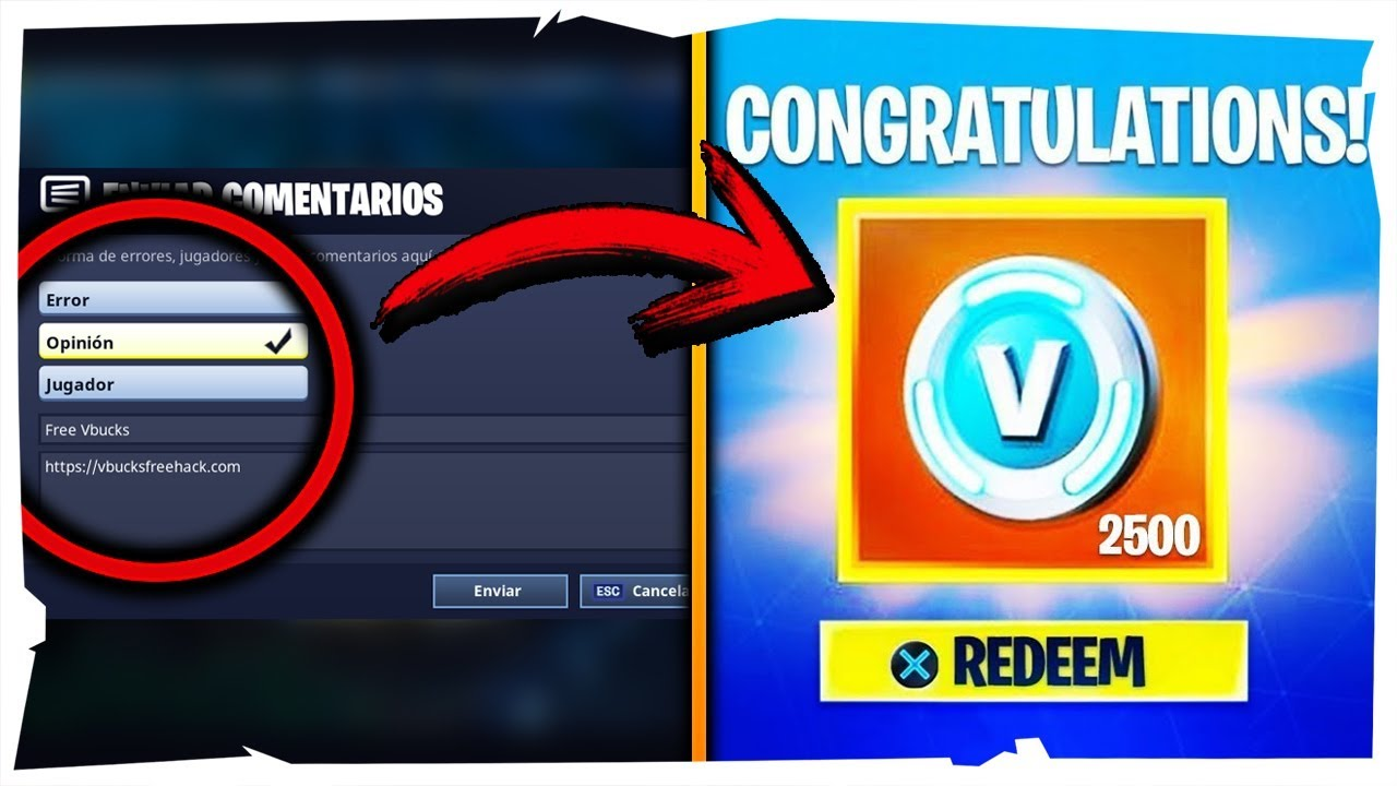 Codigos De Regalos Fortnite