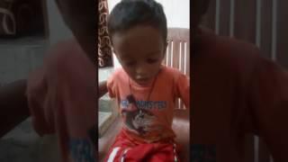 Kid sing a song sanam re sanam re tu mere sanam hua re