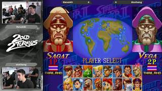 Super Street Fighter 2 Turbo ▷ Tournament Matches ▷ Skillions x 2 Old 2 Furious AGAIN (TIMESTAMP)