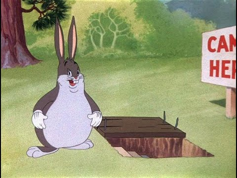 Bugs Bunny Gordo Meme Audio Latino Original Big Chungus Youtube