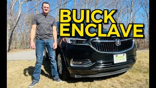 Buick Enclave 2020 - полный обзор