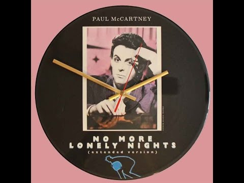 Paul McCartney   No more lonely nights HQ