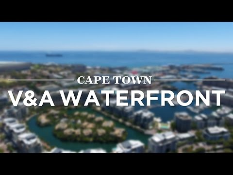 The V&A Waterfront, Cape Town | Safari365