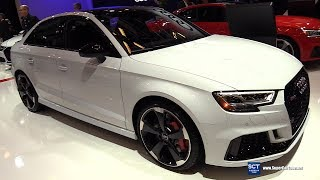 2018 Audi RS 3 - Exterior and Interior Walkaround - 2019 Montreal Auto Show