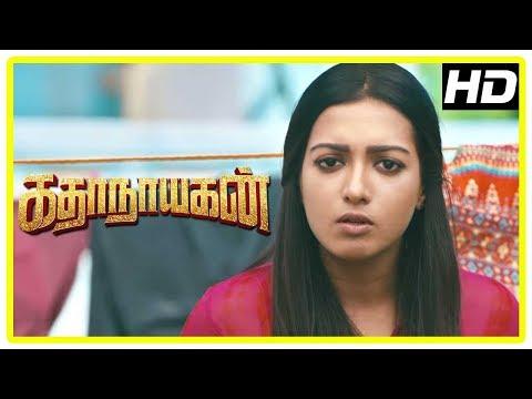 Katha Nayagan Movie Scenes   Vishnu upset with Catherine   Soori