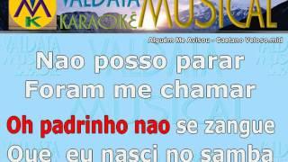 Alguém Me Avisou Caetano Veloso - KARAOKE
