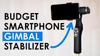2 Axis Smartphone Gimbal Stabilizer — Matop Gimbal Review