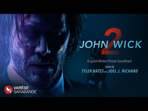 New Jerry Cantrell Solo Track - From the 'John Wick' Chapter 2