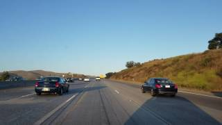 101 Freeway in Ventura County, California