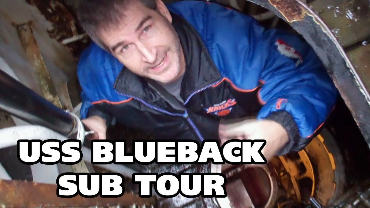 Portland Submarine Tour