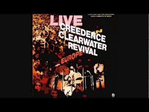 Creedence Clearwater Revival - Keep on Chooglin' (Live in Europe)