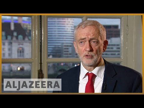 🇬🇧 Brexit crisis: May meets UK Jeremy Corbyn | Al Jazeera English