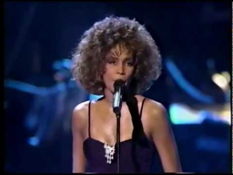 Whitney Houston - The Greatest Love Of All - Arista 15th Anniversary 1990 (HQ)