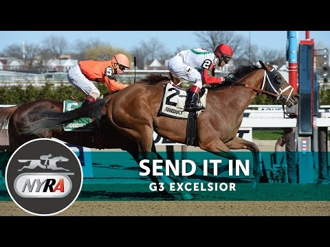 Send It In - 2017 Excelsior Stakes