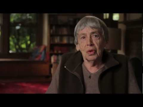 Ursula Le Guin on writing for teens