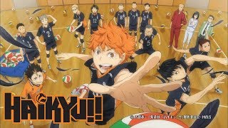 Haikyu Opening 1 Imagination