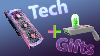The BEST Tech Gifts Ideas, but not really - 2019 Edition