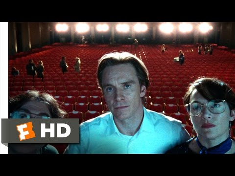 Steve Jobs (1/10) Movie CLIP - Fix the Voice Demo (2015) HD