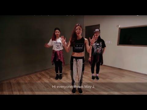 Dance tutorial | MTBD - CL(2NE1) | May J Lee Choreography