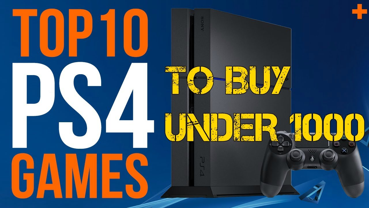 Top 10 Ps4 Games Under 1000 Rupees Youtube