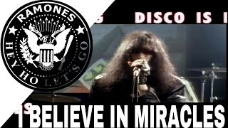 RAMONES - I Believe In Miracles (SUBTITULADA)