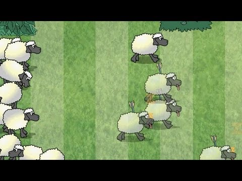 Reflex Test - How Fast Are Your Reactions? Sheep Game Magicolo 2013