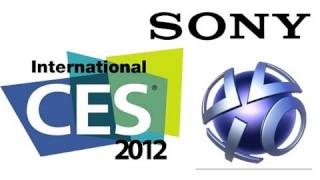 CES 2012: Sony Conference - New Vita & PS3 Features, 4K HD Projector