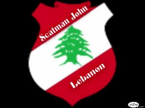 Клип Scatman John - Lebanon