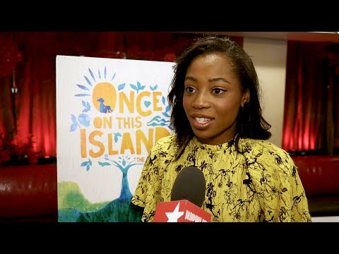 We Dance! Celebrate Opening Night of ONCE ON THIS ISLAND with Hailey Kilgore, Lea Salonga and More
