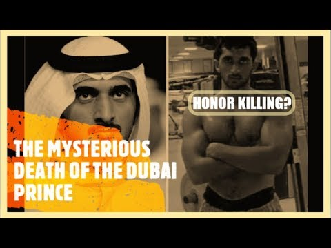 WHAT HAPPENED TO THE CROWN PRINCE OF DUBAI