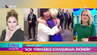 Muazzez Ersoy'un 'Adnan Oktar' açıklaması gerginlik yarattı