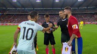 Eden Hazard vs Spain (Home) 16-17 HD 720p By EdenHazard10i