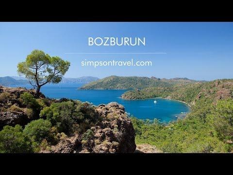 Bozburun, holidays in Turkey
