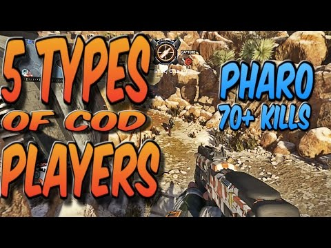 5 Classes of COD Players, TSG response, 70+Kills Havoc!(Call of Duty: Black Ops 3)