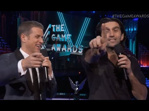 "A Way Out: Josef Fares says ""F**k the Oscars"" and Reveals Gameplay  