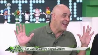 Marcos fala sobre zoeira com Gabigol