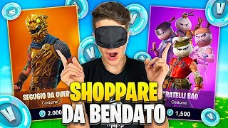 SHOPPARE from BENDATO CHALLENGE in SEASON 9!! QUANTI SKIN😱 Fortnite