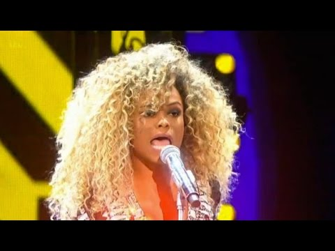 Fleur East sends X Factor fans into meltdown with 'best live performance ever'